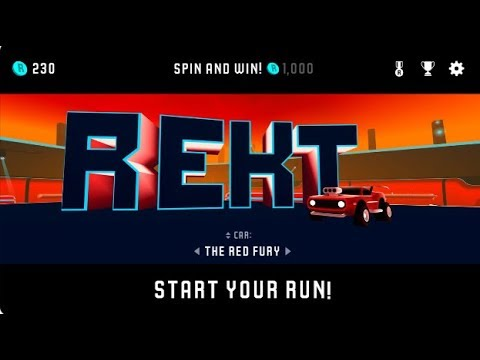 REKT! / iOS / Game Review