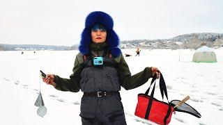 ПЛОТВА и ПОДЛЕЩИК не дают мне покоя Рыбалка зимой на ПОПЛАВОК и МОРМЫШКУ 223