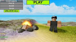 ROBLOX BOOGA BOOGA PVP MODE #3 (FUNNY MOMENT)