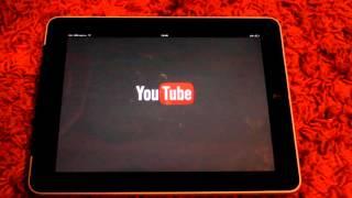 iPad 1 iOS 5.1.1 - Русский обзор