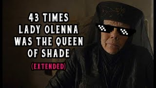 Скачать 43 Times Lady Olenna From Game Of Thrones Was The Queen Of Shade Extended