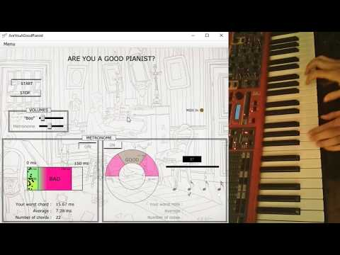Are you a good pianist? - DEMO 1