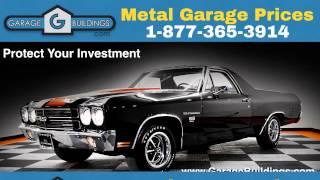 Metal Garage Kits Anderson | Garagebuildings.com