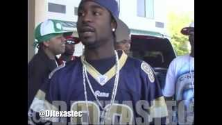 """Young Buck"""" Let Me In"""" Video Shoot Behind The Scene With Young Buck, Botany Boys, & Daz Dillinger"""