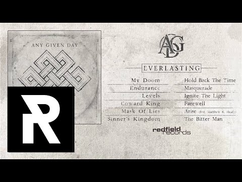 07 ANY GIVEN DAY - Hold Back The Time