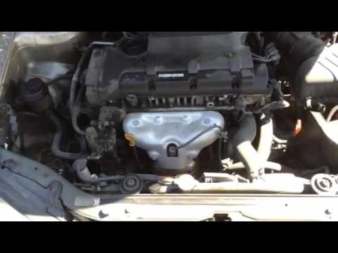 Parting out a 2007 Kia Spectra Sams Used Parts Inc YouTube – Kia Spectra Ex Starter Engine Schematics