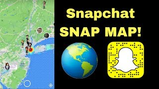 Snapchat: How to use Snap MAP & How to Ghost Mode