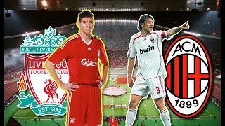 The Miracle Of Istanbul |  Liverpool-AC Milan Final 2005 Tactical Analysis 1/2