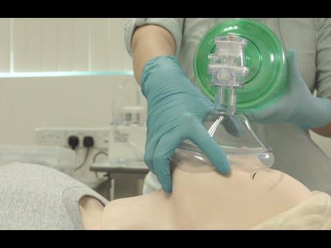 HVRSS 9. Rescue Breathing (Ambu Bagging)