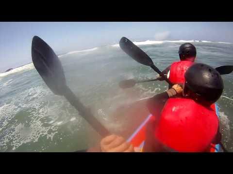 Riding the Banna Rosarito Beach Mexico