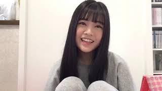 프로듀스48에 출연했던 모토무라 아오이(本村碧唯)의 2018년 10월 26일...