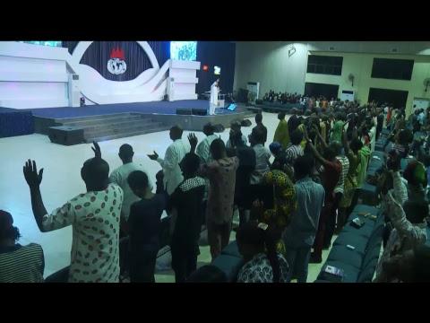DOMI INC. Covenant Hour of Prayer Service (22/01/2018) - Live Stream