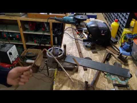Csináld magad fém hajlító - DIY metal bender