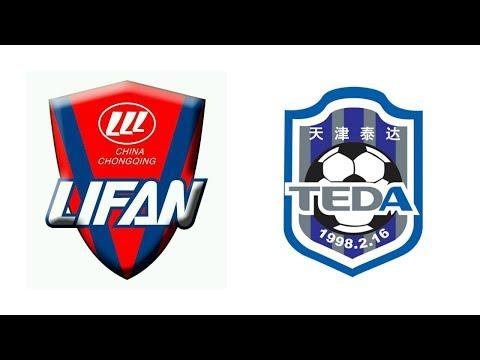 Round 18 - Chongqing Lifan vs Tianjin Teda