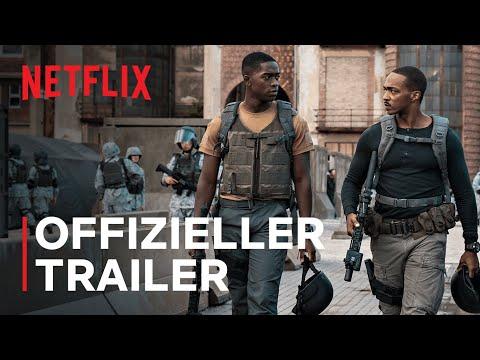 Outside the Wire | Offizieller Trailer | Netflix