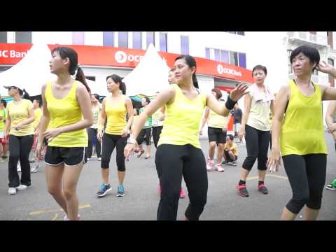 Malaysia 1st Zumba Competition & Fun Party~5