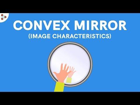 Convex Mirror - Image Characteristics - CBSE 10