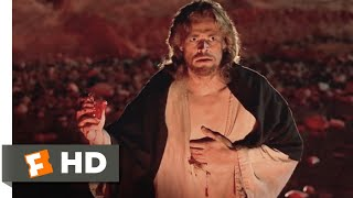 The Last Temptation of Christ (1988) - Jesus' Heart Scene (2/10) | Movieclips