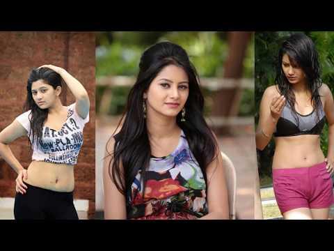 Actress Monika Singh Hot Navel Show & Hot Bikini Photos