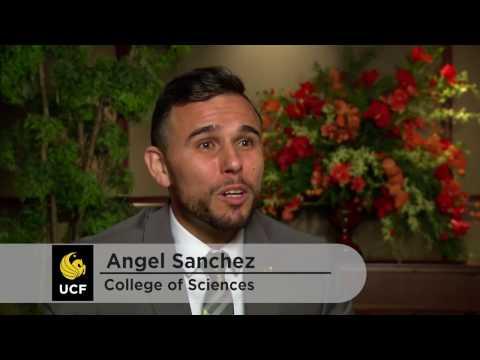 Order of the Pegasus: Angel Sanchez