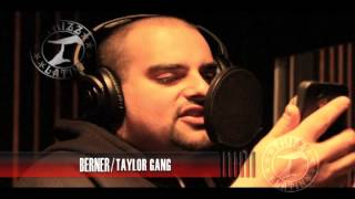 Goldtoes presents Berner In The Booth At Jacka's Studio Session Minneapolis - Rise Of An Empire