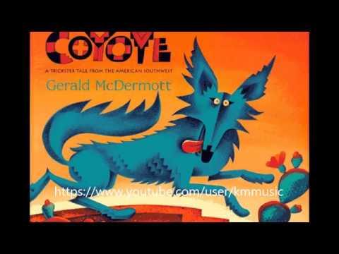Coyote  by Gerald Mc Dermott
