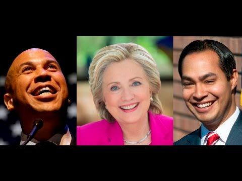 Potential Hillary Clinton VP Picks