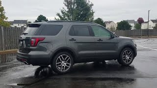 2016 Ford Explorer Naperville, Aurora, Joliet, Downers Grove, Bolingbrook, IL 181297A