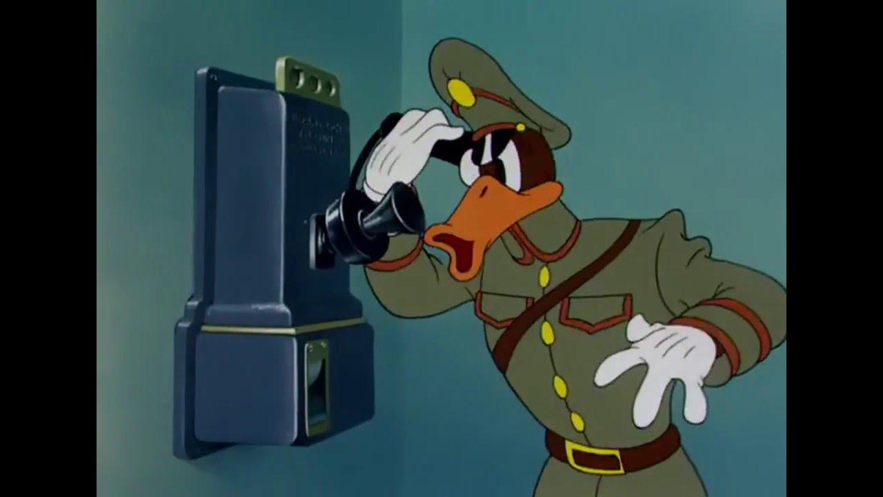 Daffy Duck Jäger