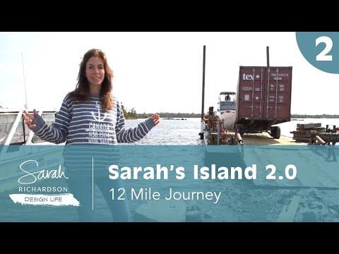 Sarah's Island 2.0: 12 Mile Journey (Ep. 2)