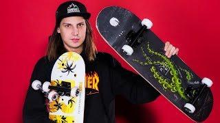ИДЕАЛЬНЫЙ СКЕЙТ ДЛЯ НОВИЧКА / СКЕЙТБОРД ДЛЯ НАЧАЛЬНЫХ ТРЮКОВ RIDEX! - Видео от Anton Z Skateboarding