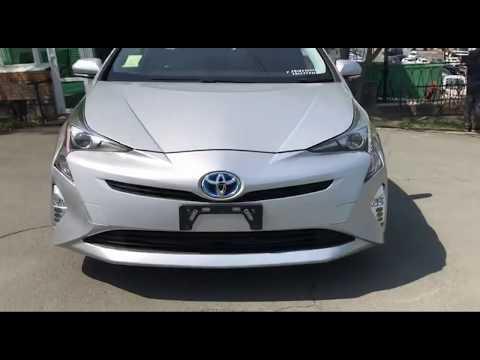 Видео Обзор Toyota Prius Hybrid 2016 Новый кузов. Авто с аукциона Японии