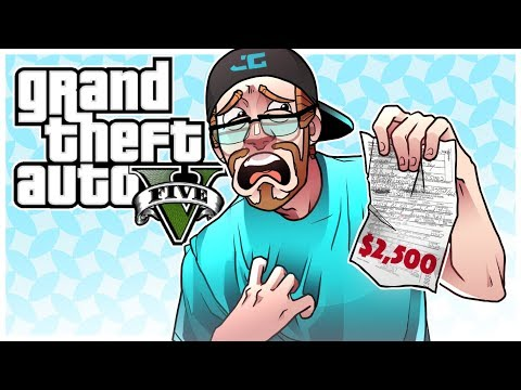 GTA 5 Roleplay - $2,500 Speeding Ticket! (GTA 5 RP)