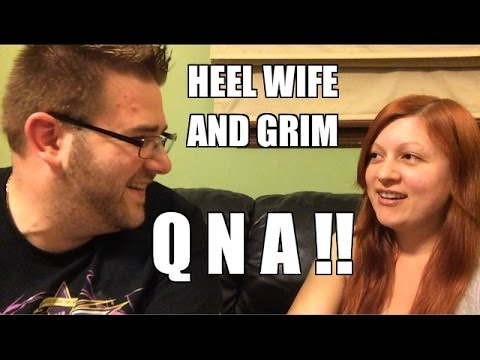 QnA! Grim and Heel Wife Answer YOUR...