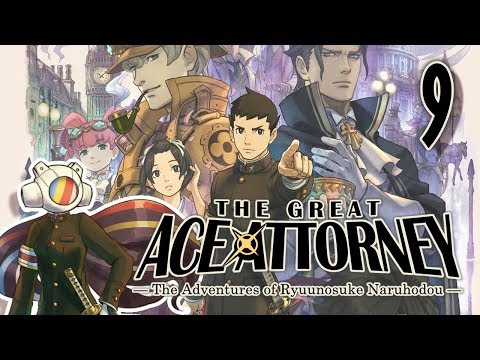[Stream Archive] The Great Ace Attorney: Bullet Hell ✦ Part 9 ✦ Astropill