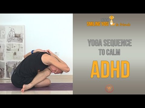 Yoga Helps Children With Adhd >> Yoga Class To Calm Down Adhd Free Full Class Youtube