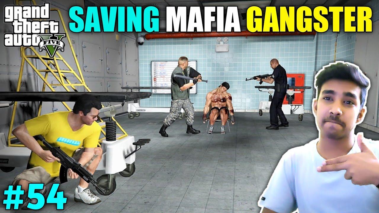 Download SAVING MAFIA FOR POLICE   GTA V GAMEPLAY #54