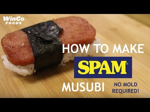 How to Make SPAM Musubi (No Mold Required!)