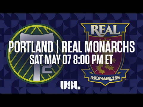 WATCH LIVE: Portland Timbers 2 vs Real Monarchs SLC 5-7-16