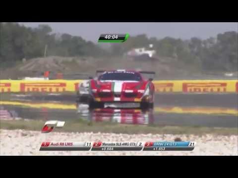 FIA GT Series Live - Main Race - Slovakia - Round 4 -Watch again - As streamed