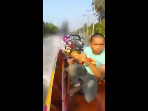 Boat really fast from Thailand!!