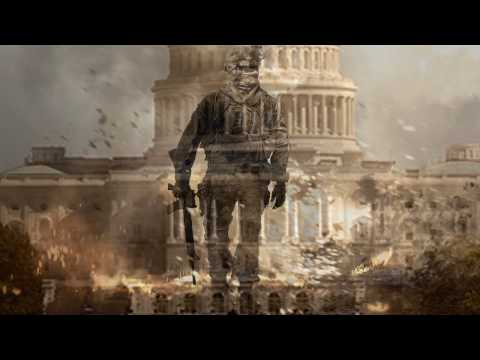 "Modern Warfare 2 Soundtrack - ""Whitehouse Endrun"""