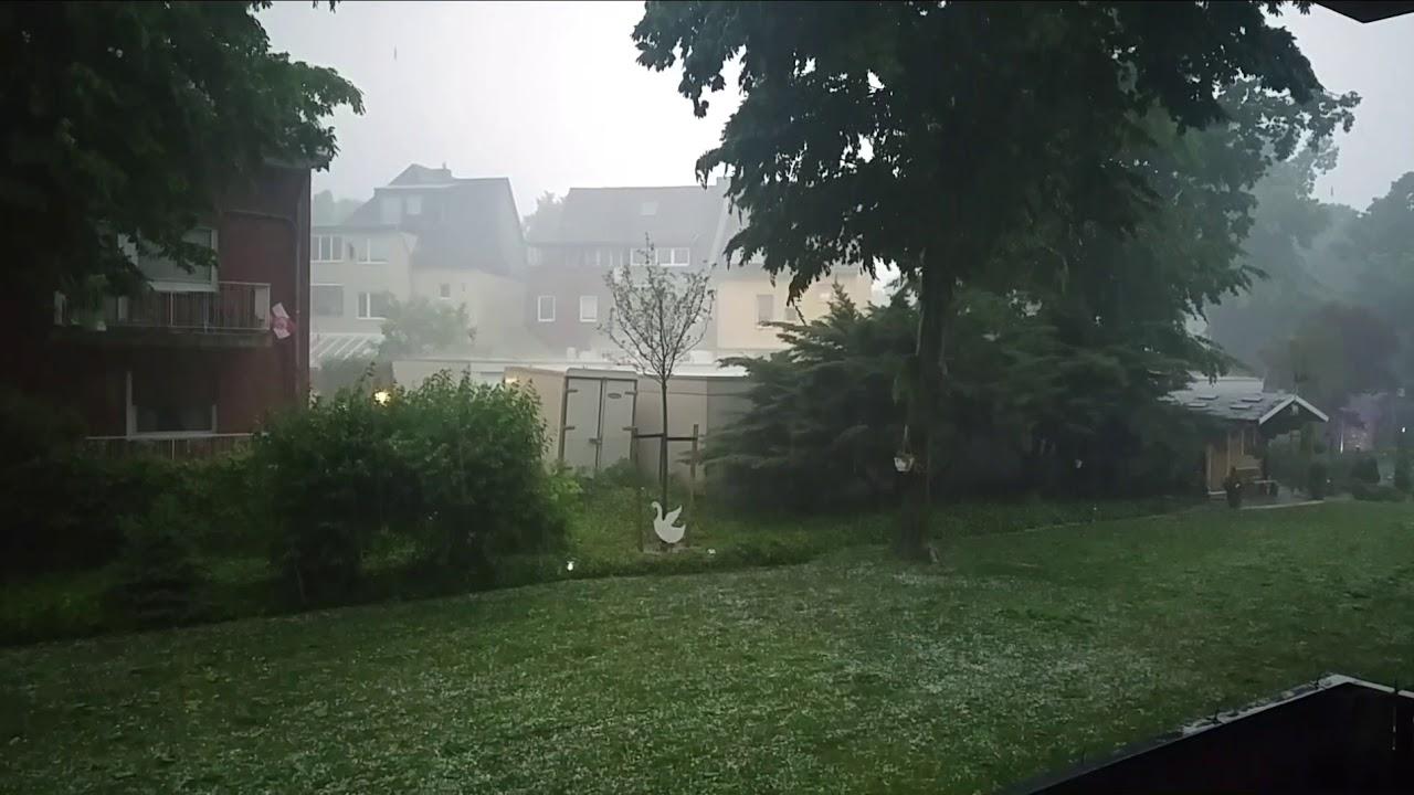 Düsseldorf Unwetter