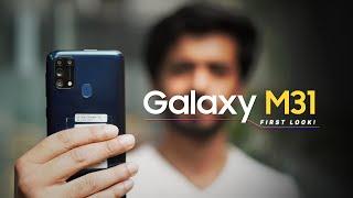 Samsung Galaxy M31: A Quick Look