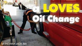 a loves oil change