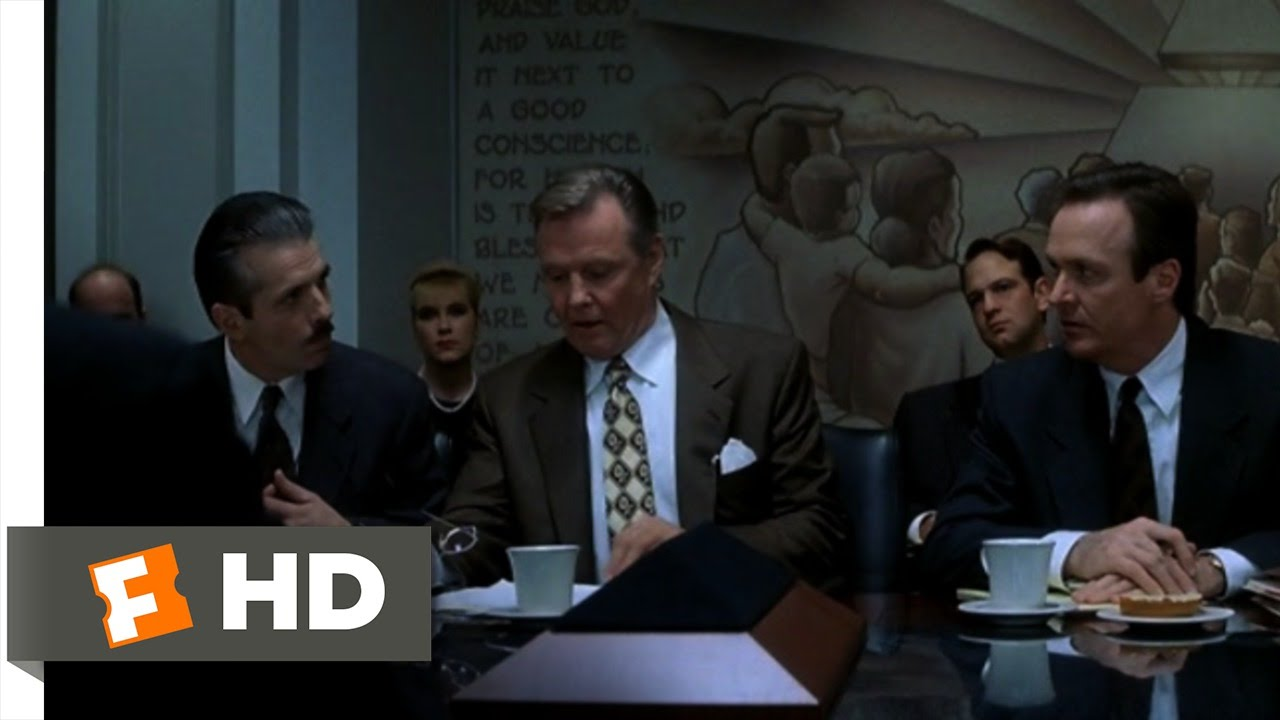 The Rainmaker 77 Movie Clip Downsizing 1997 Hd Youtube