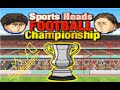 1# Two Player Games- Sports Head Football
