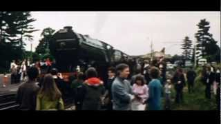 LNER V2 2-6-2'GREEN ARROW' VISITS HENLEY-IN-ARDEN Thumbnail