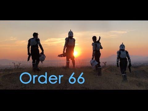 STAR WARS- fan made- Order 66