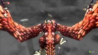 【ゼルダの伝説トワイライトプリンセスHD】 覚醒炎翼竜 ナルドブレア の倒し方 [辛口] [ボス]